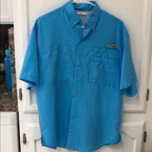 Men's PFG Bonehead™ Short Sleeve Shirt small
